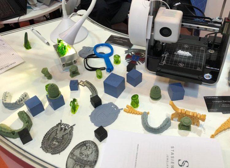 Bizuteria drukowana 3D